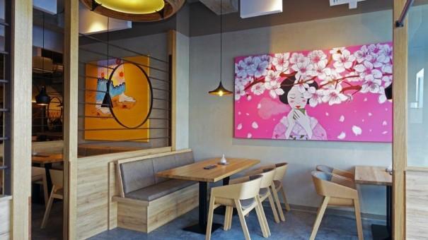 Nozomi Sushi Restaurant in Aschaffenburg