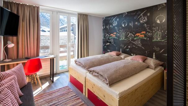 Eiger Guesthouse in Mürren
